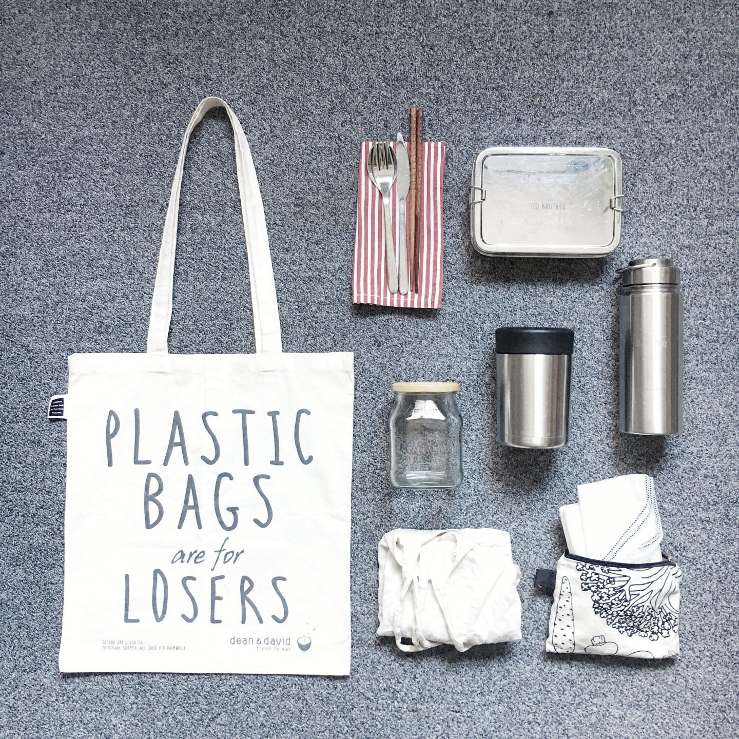 Zero Waste doesn't mean perfection. But can you pledge to go plastic free this month?