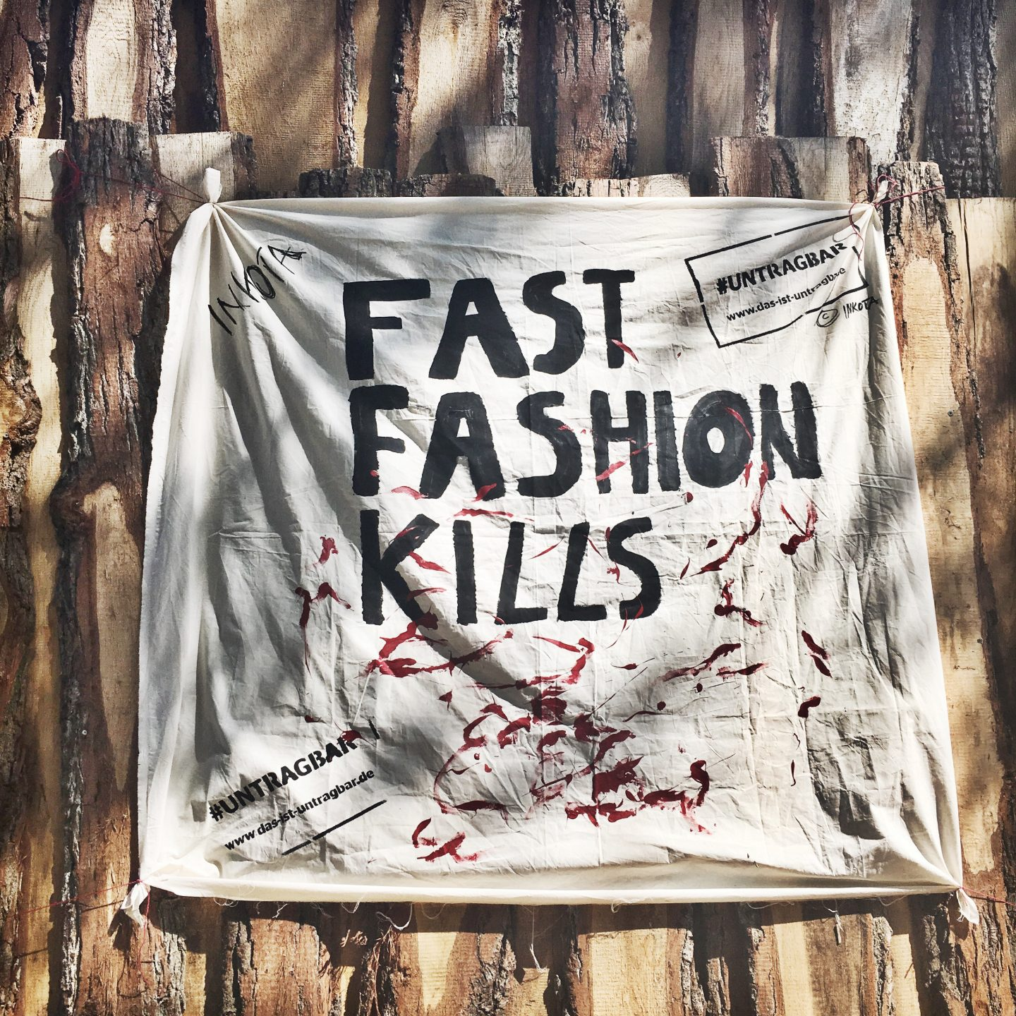 3 years without fast fashion